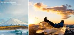 livre de surf au gre des vagues