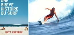 livre une breve histoire de surf