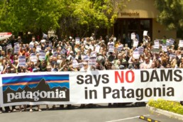 histoire patagonia campagne communication